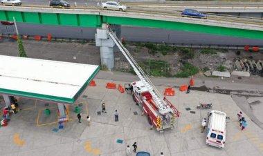 Extienden trabajos en la México-Puebla